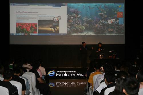 IE9浏览器更像一个互联网舞台 - sdjiaweb - 贾敬华