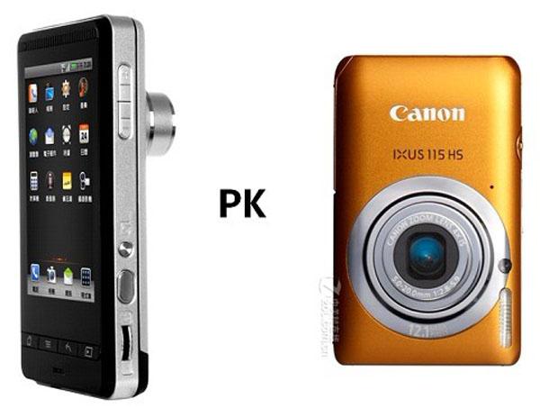 拍照手机替代卡片机只是一个时间问题 - IT新丝语 - 贾敬华